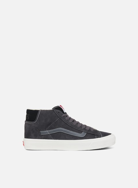 Sale Outlet Low Sneakers Vans OG Mid Skool LX Suede