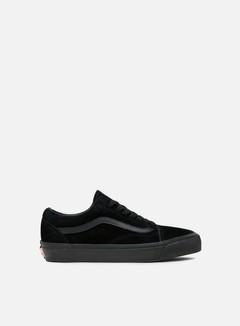 Vans - OG Old Skool LX Leather/Suede, Black