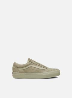Vans - OG Old Skool LX Leather/Suede, Plaze Taupe