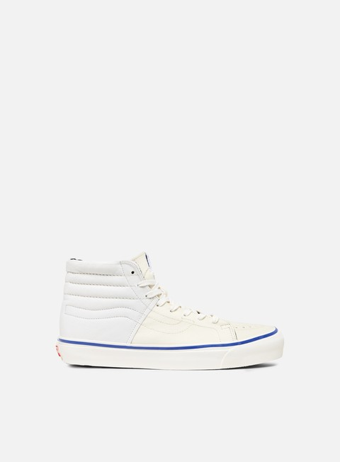 sneakers vans og sk8 hi lx inside out checkerboard
