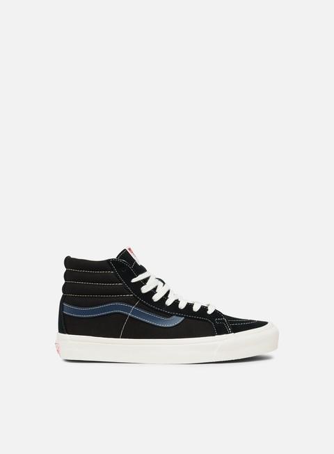 High Sneakers Vans OG Sk8 Hi LX Suede/Canvas