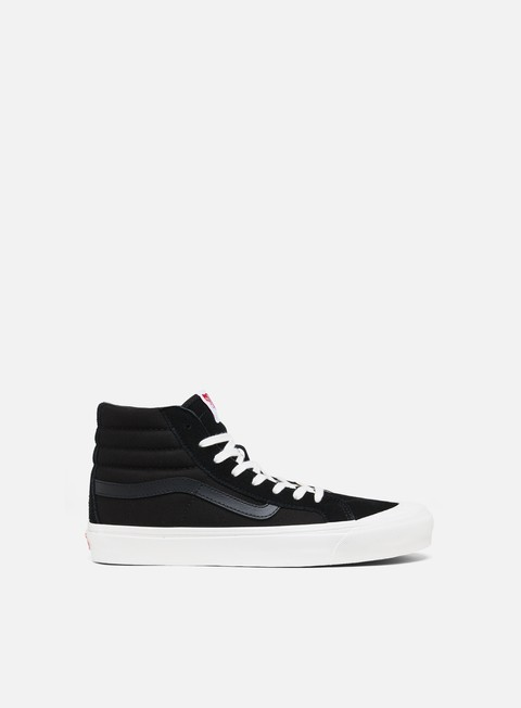 Sale Outlet High Sneakers Vans OG Style 138 LX Suede/Canvas