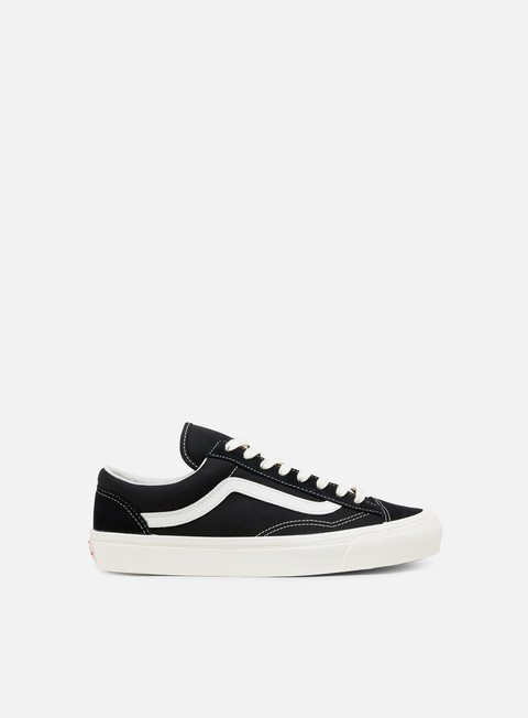 Outlet e Saldi Sneakers Basse Vans OG Style 36 LX Suede/Canvas