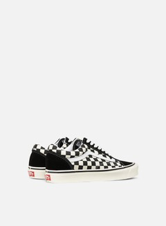 Vans - Old Skool 36 DX Anaheim Factory, Black/Check 3