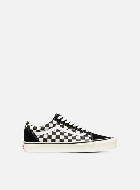 sneakers vans old skool 36 dx anaheim factory black check
