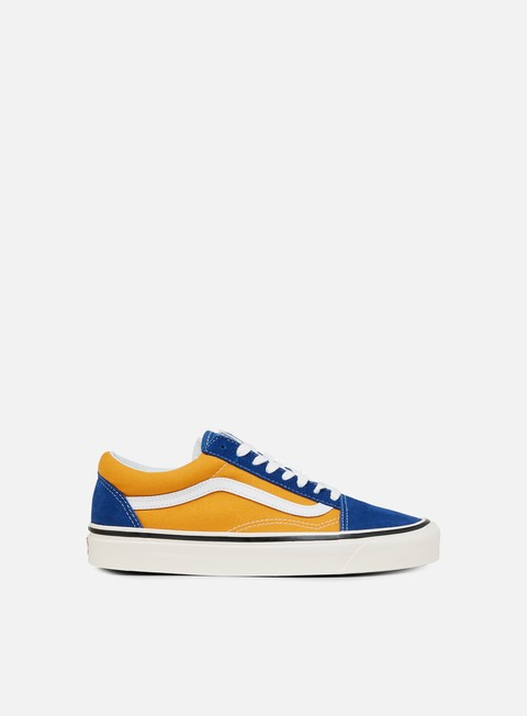 sneakers vans old skool 36 dx anaheim factory og blue og gold