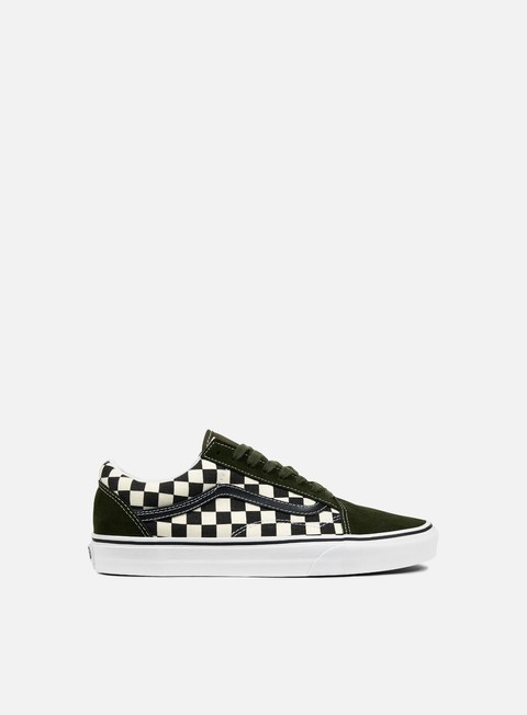 sneakers vans old skool 50th checkerboard black rosin