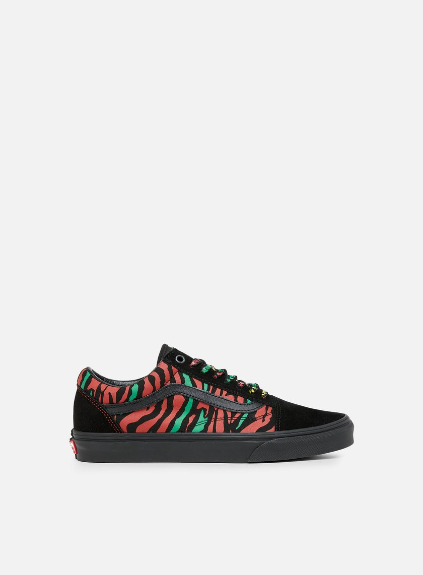 Vans X A Tribe Called Quest SkoolNero Old Taglia 4