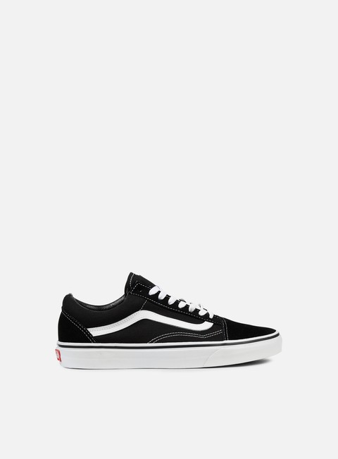 sneakers vans old skool black