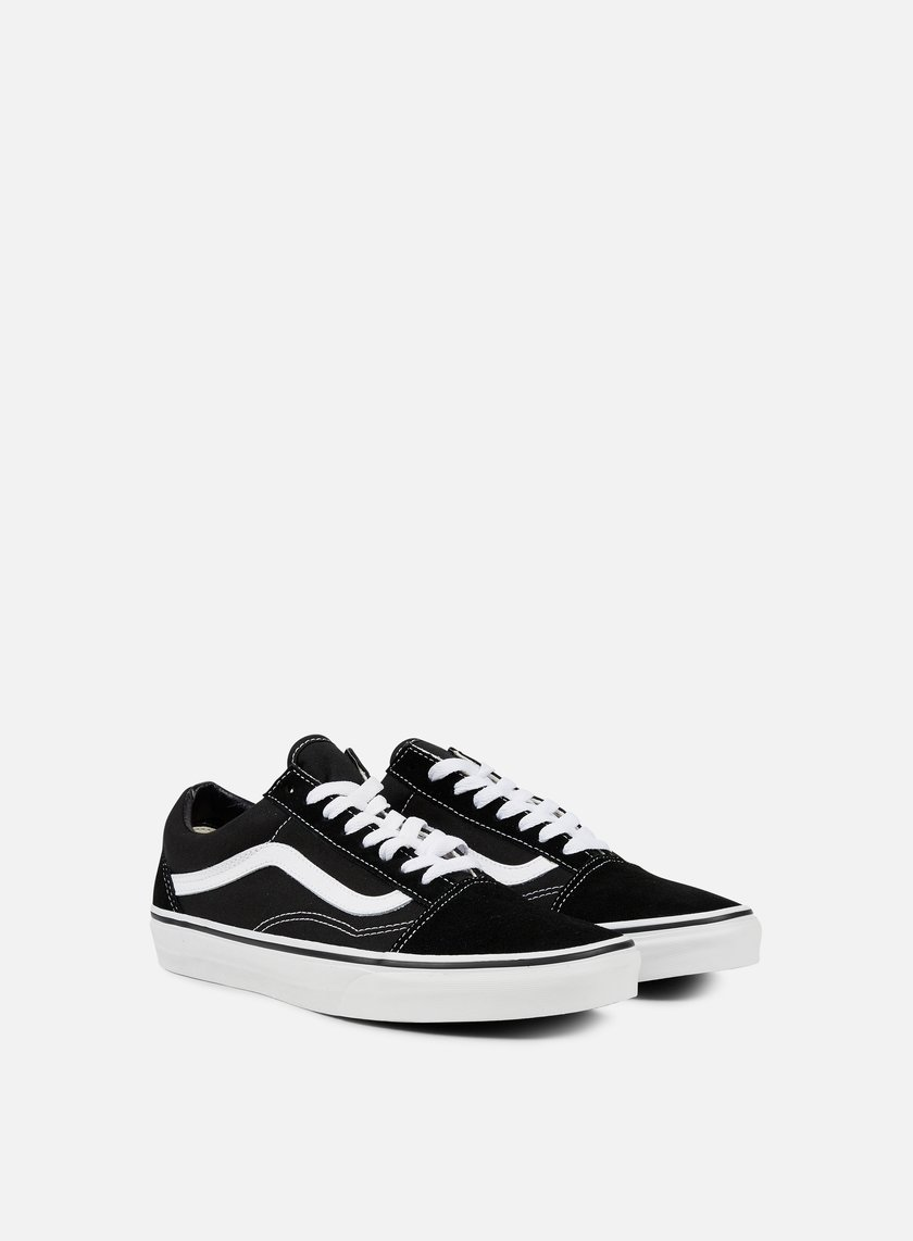 vans old skool bianche