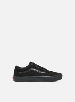 Vans - Old Skool, Black/Black