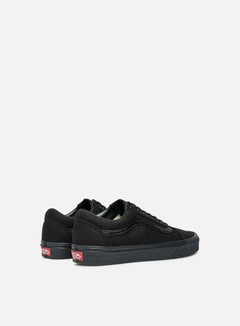 Vans - Old Skool, Black/Black 3