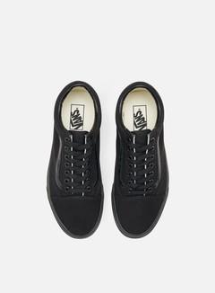 Vans - Old Skool, Black/Black 5