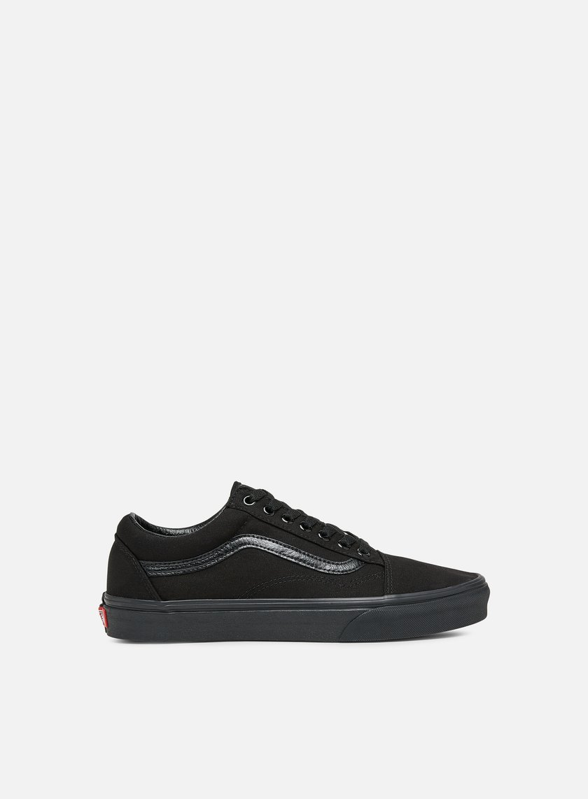 Vans - Old Skool, Black/Black