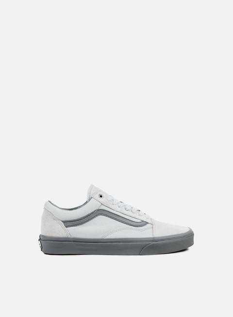 sneakers vans old skool c and d high rise pewter