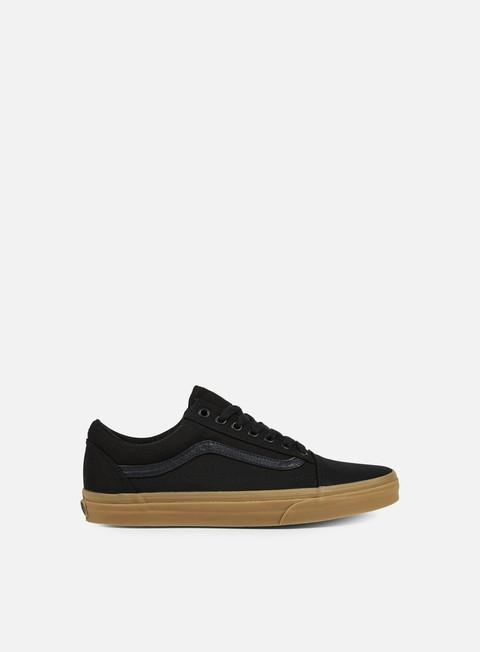 Low Sneakers Vans Old Skool Canvas Gum
