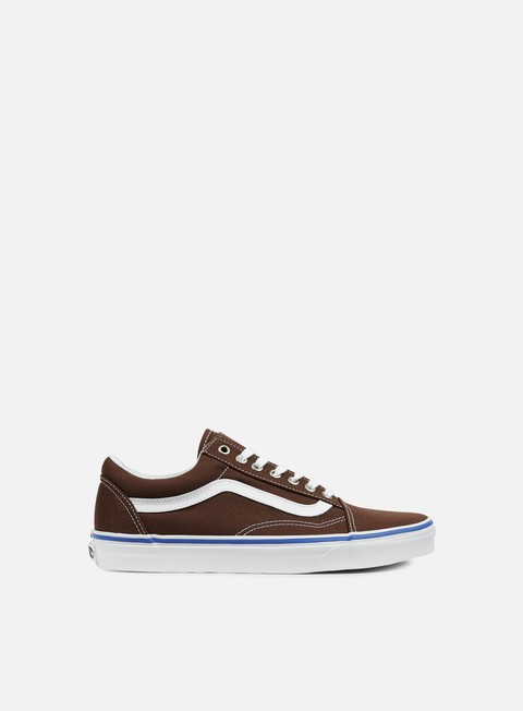 sneakers vans old skool chestnut true white