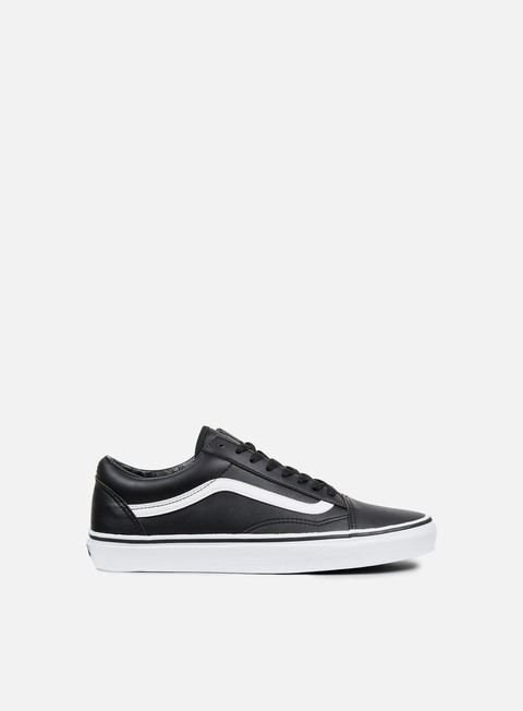 sneakers vans old skool classic tumble black true white