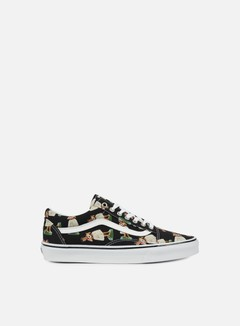 Vans - Old Skool Digi Hula, Black/True White