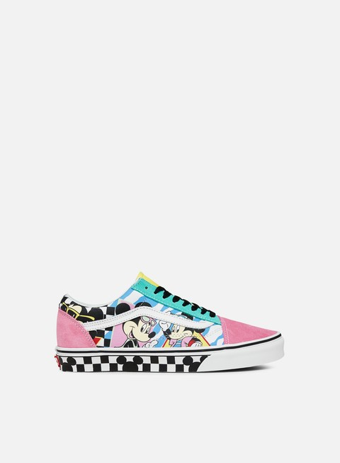Outlet e Saldi Sneakers Basse Vans Old Skool Disney