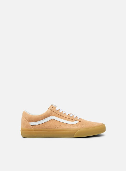 sneakers vans old skool double light gum apricot ice