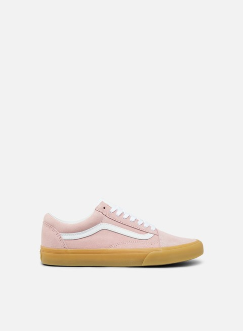 sneakers vans old skool double light gum chalk