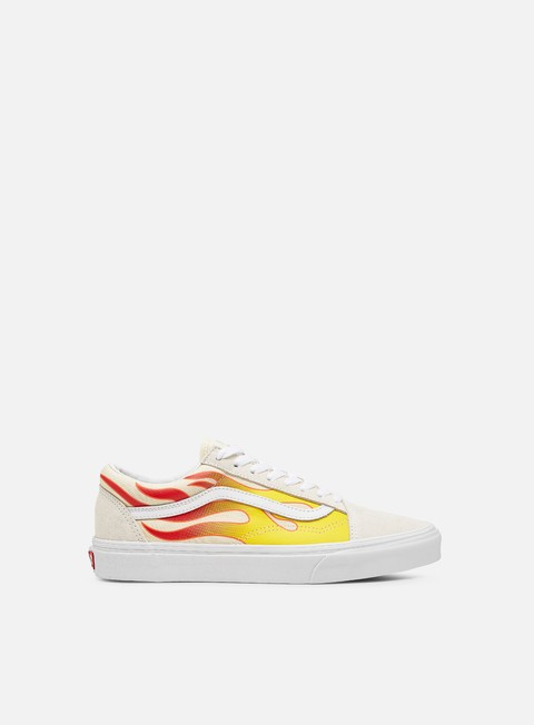 Outlet e Saldi Sneakers Basse Vans Old Skool Flame