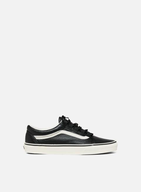 Outlet e Saldi Sneakers Basse Vans Old Skool Ghillie Leather