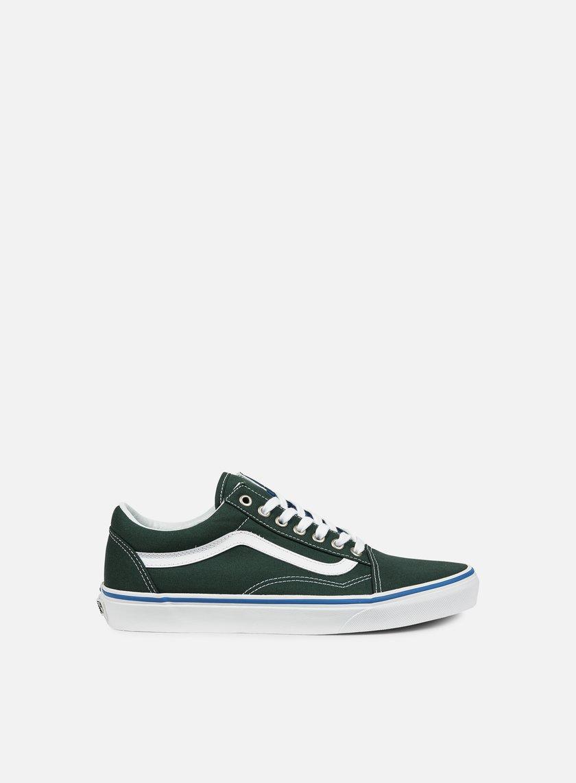Vans - Old Skool, Green Gables/True White