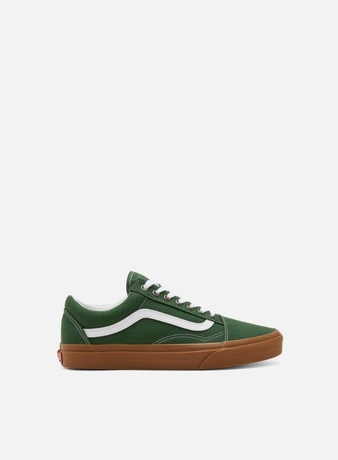 Low Sneakers Vans Old Skool Gum