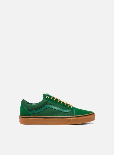 Outlet e Saldi Sneakers Basse Vans Old Skool Gumsole