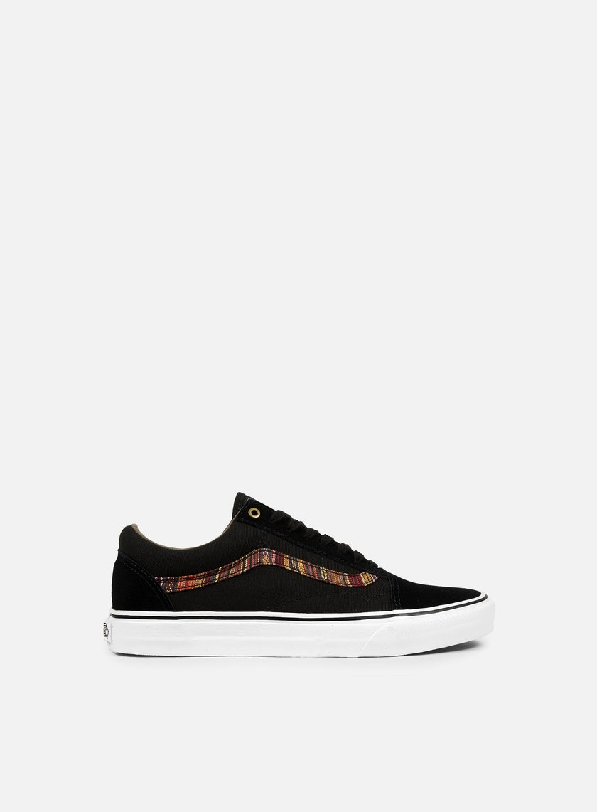 Vans - Old Skool Indo Pacific, Black/True White
