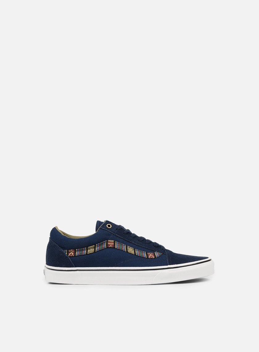 Vans - Old Skool Indo Pacific, Dress Blues/True White
