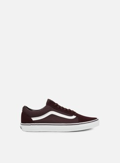 Vans - Old Skool, Iron Brown/True White 1