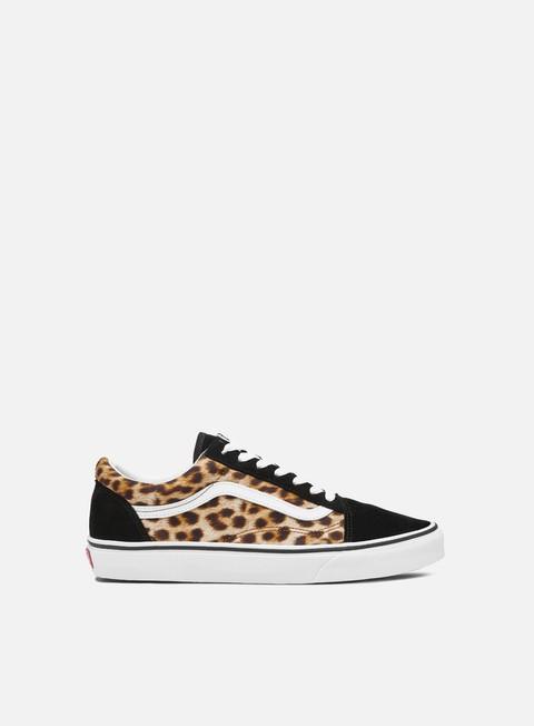 Low sneakers Vans Old Skool Leopard