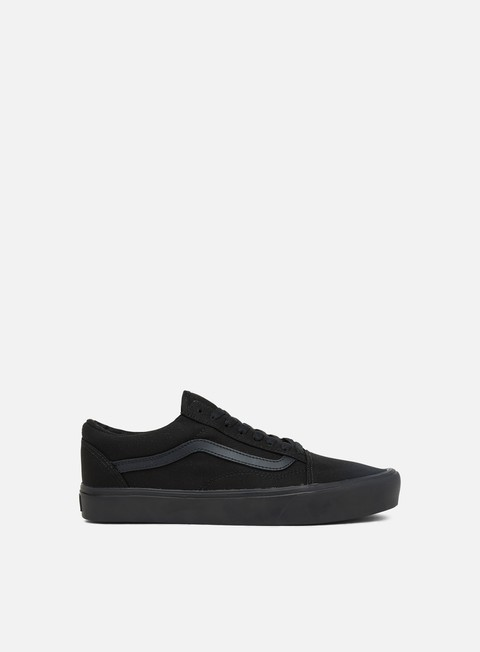 sneakers vans old skool lite black black