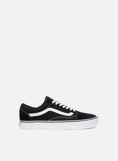 Vans - Old Skool Lite, Black/White 1