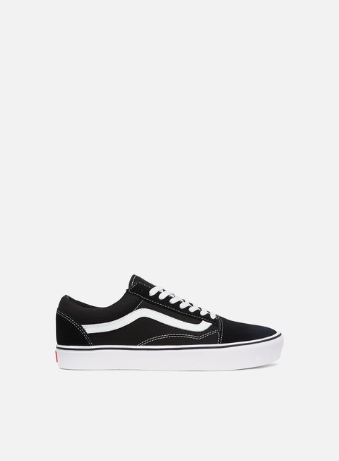 sneakers vans old skool lite black white