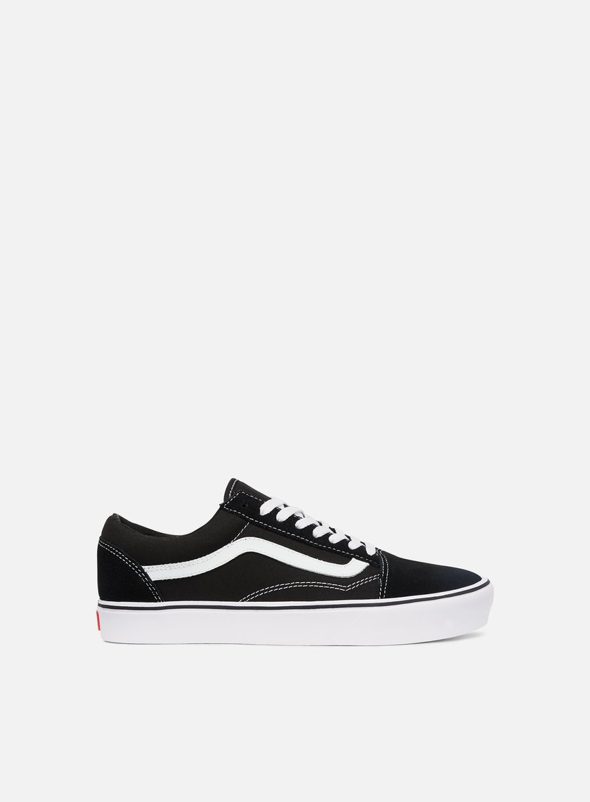 Vans - Old Skool Lite, Black/White