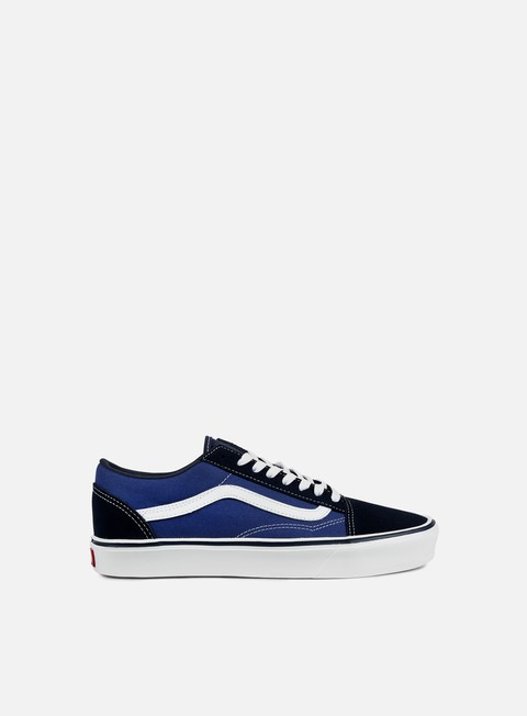 sneakers vans old skool lite navy white