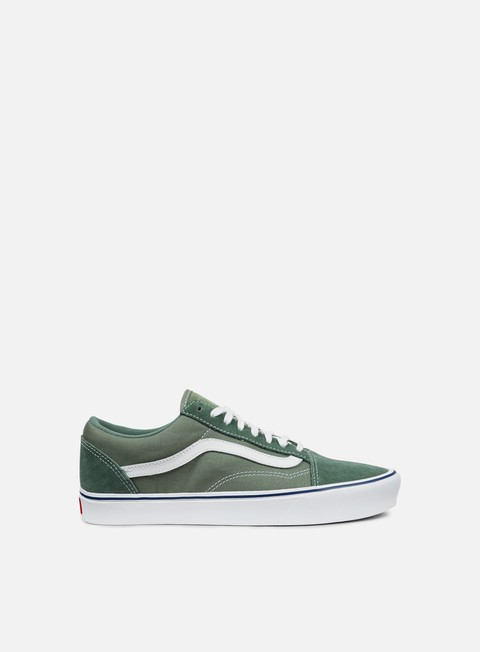 sneakers vans old skool lite throwback laurel wreath sea spray
