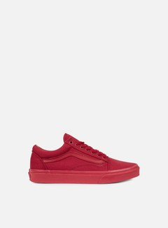 Vans - Old Skool Mono, Crimson