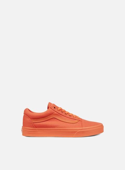 sneakers vans old skool mono fusion coral