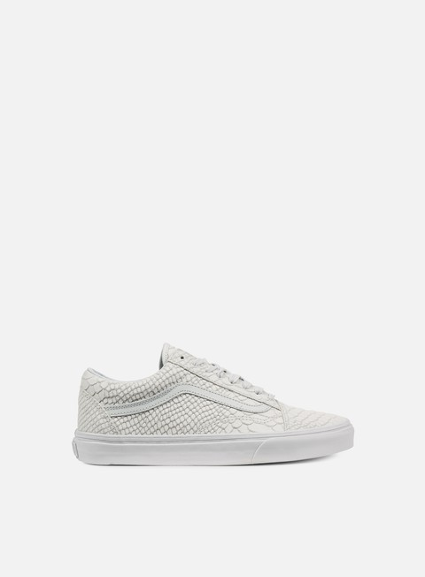 sneakers vans old skool mono python dawn blue