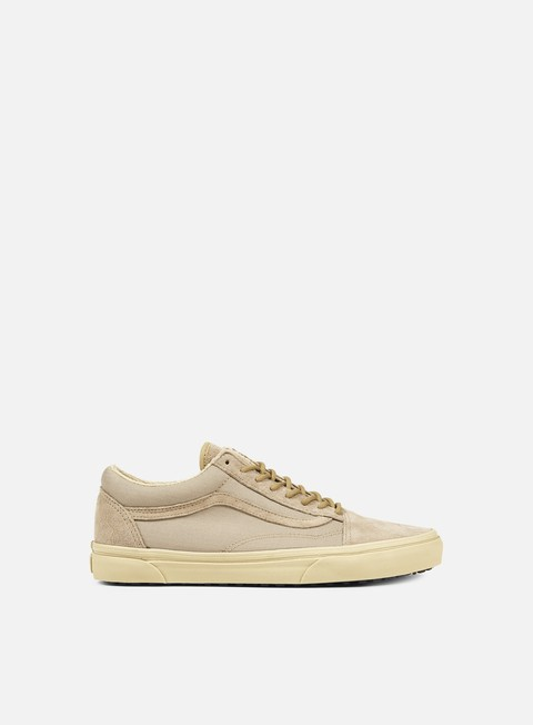 sneakers vans old skool mte khaki light khaki