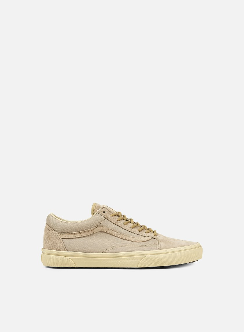 vans old skool mte khaki light khaki 31 50. Black Bedroom Furniture Sets. Home Design Ideas