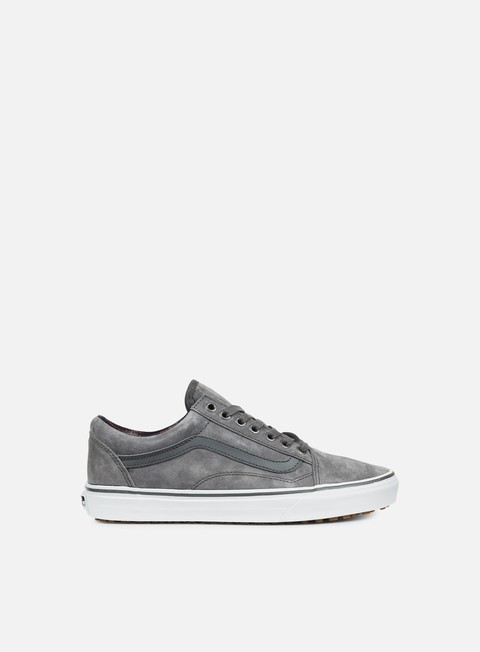 sneakers vans old skool mte pewter plaid