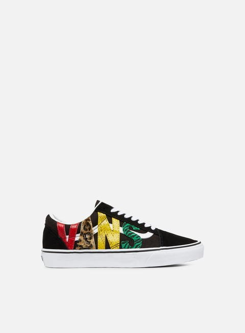 Outlet e Saldi Sneakers Basse Vans Old Skool Multi Animal