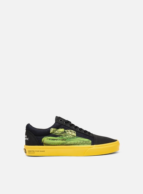 Sneakers da Skate Vans Old Skool National Geographic