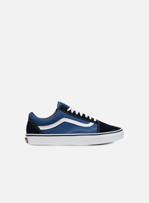 sneakers vans old skool navy